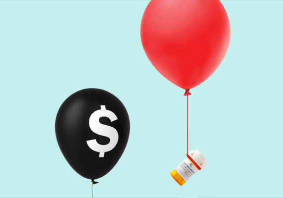New Study Shows Drug Prices Increasing Faster Than Inflation