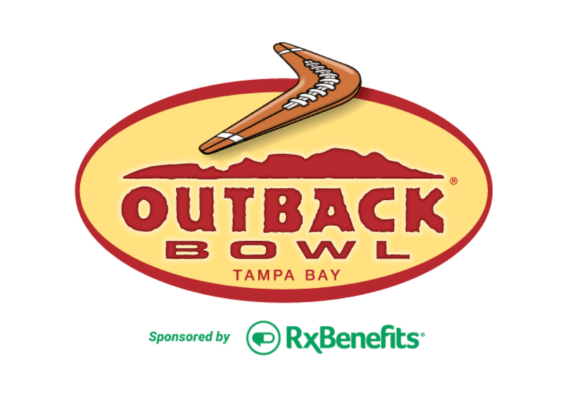 RxBenefits Announces Multi-Year Outback Bowl Sponsorship