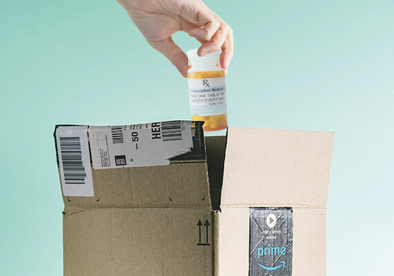 Amazon Offers New Pharmacy Service for Members