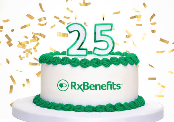 Celebrating 25 Years in Pharmacy Benefits: RxBenefits Marks Milestone with Appreciation
