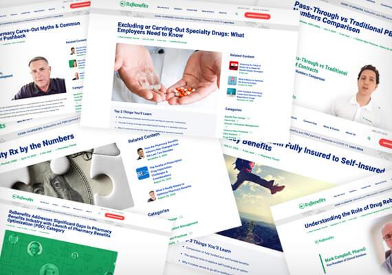 Most Popular Pharmacy Benefits Topics of 2020