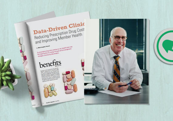 RxBenefits' VP of Clinical Services on Using Data-Driven Clinical Strategies to Reduce Costs and Improve Health
