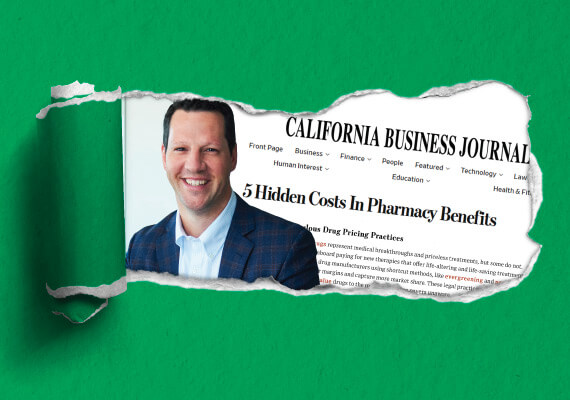 RxBenefits Chief Client Officer Reveals Five Hidden Costs in Pharmacy Benefits